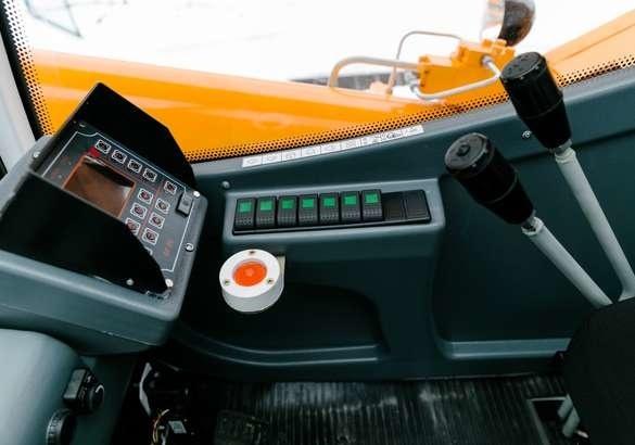 ИМЗ «Автокран» выпустил краны КС-25 нового поколения