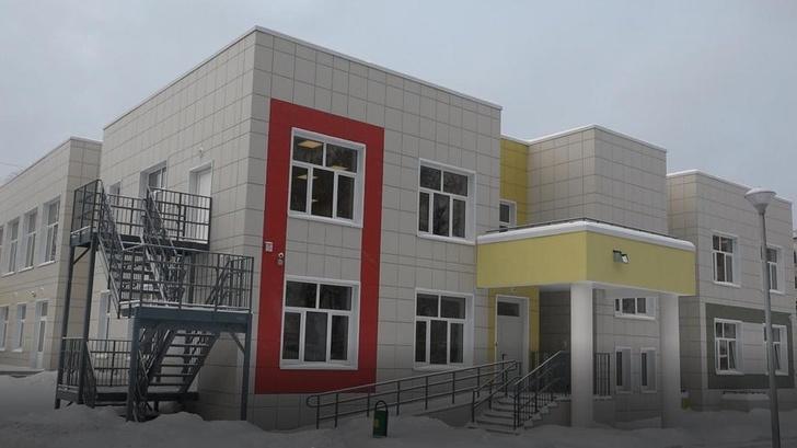 Новую пристройку к детскому саду открыли в Химках