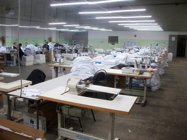 32ed8fa3c Швейный цех открыт в исправительной колонии Тамбовской области