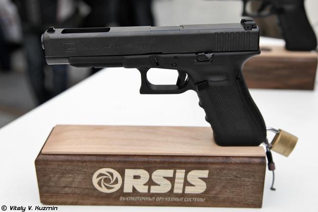 ORSIS 9x19 Glock 34