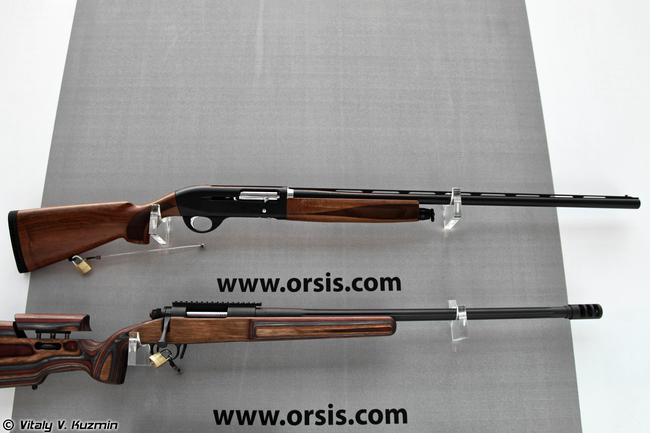 После Глока ORSIS наладил лицензионную сборку итальянский ружей MAROCCHI