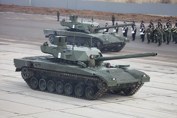 Т-14 Армата T-14 Armata
