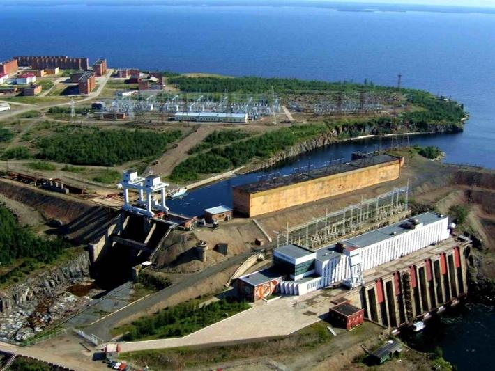 На Усть-Хантайской ГЭС в Красноярском крае запустили четвертый гидроагрегат