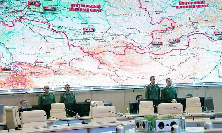 Как работает новейшая российская система управления обороной