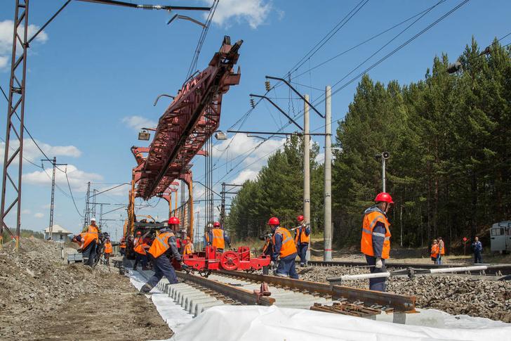 На ЗабЖД отремонтировано 336,5 км пути с начала путеремонтной кампании
