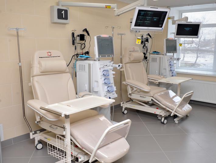 Медицинский центр в кировском