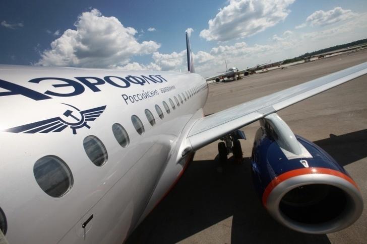 В Аэрофлот поставлен очередной Сухой Суперджет 100