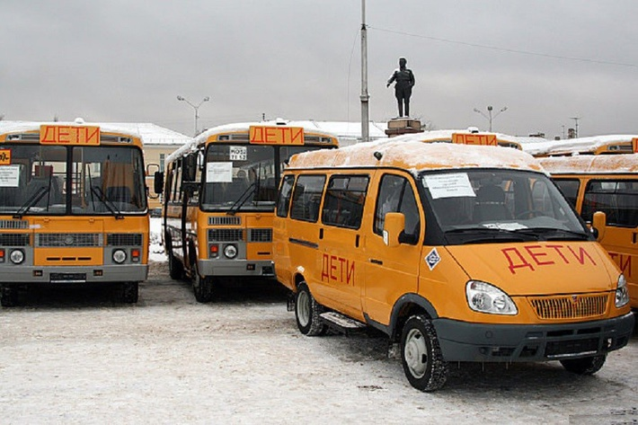 Модели автобусов Газель и ПАЗ