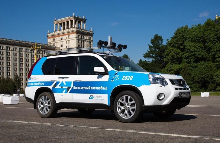 Компания «Когнитивные технологии» разработала систему управления автомобилем без водителя