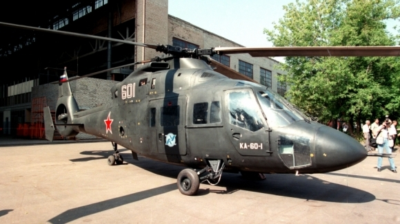 Флот получит вертолеты Ка-62 через два года