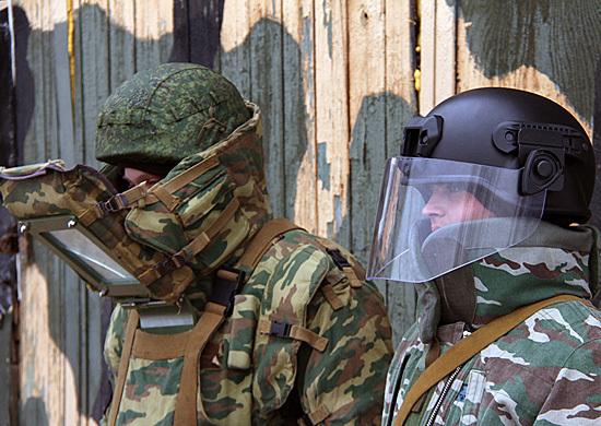 Военнослужащие в Чечне получили новые виды вооружения