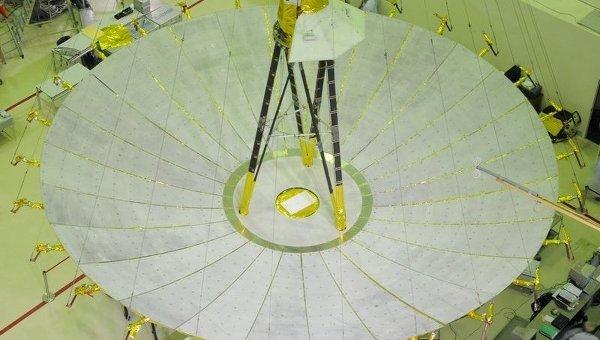 Радиоастрон. Спектр-Р