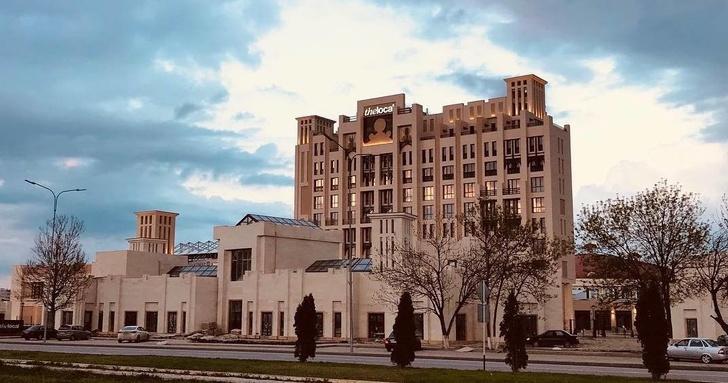 Пятизвёздочный отель открыт в Грозном