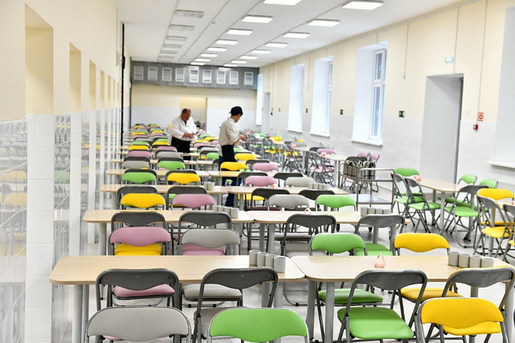 В Ярославле открылась новая школа