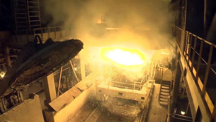 На Выксунском металлургическом создали новую марку стали