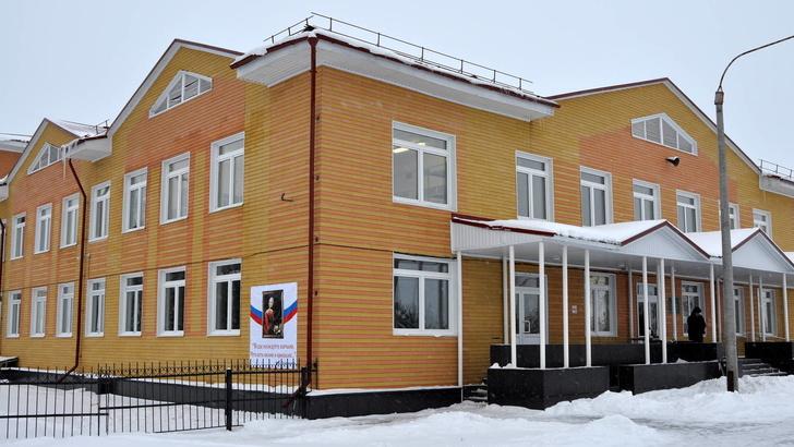 В Архангельской области открыто новое здание художественного профессионального училища №27