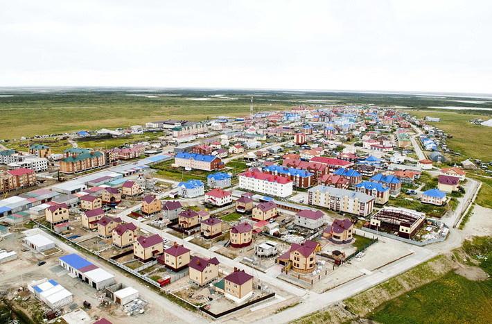 Ямал (фоторепортаж) Города России, факты, фото, ямал