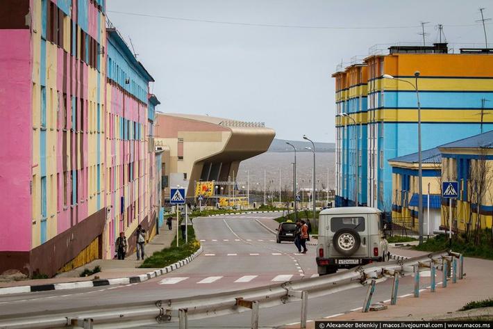 Поражает чистота Города России, факты, фото