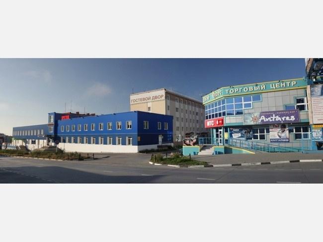 Самый яркий город России - Анадырь Города России, факты, фото