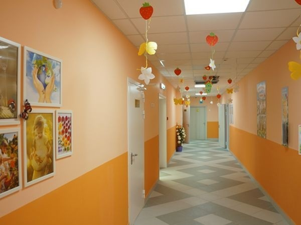 В Пушкинском районе Санкт-Петербурга состоялось открытие детского сада
