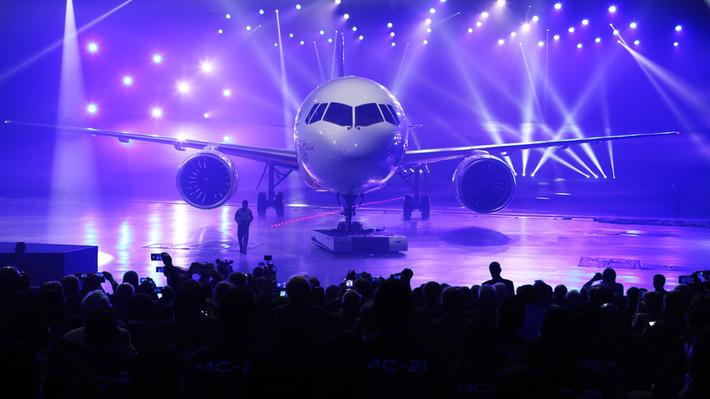 Японские СМИ: Российский самолёт МС-21 превосходит аналоги от Boeing и Airbus