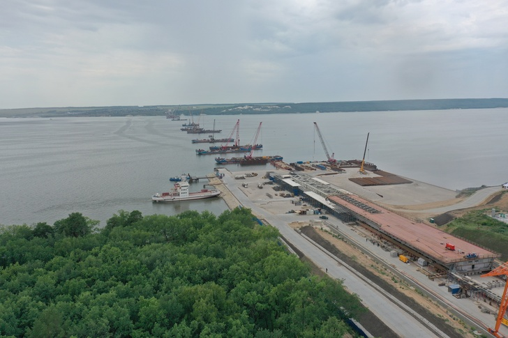 Y2RuLnJvc2F2dG9kb3IuZ292LnJ1L3N0b3JhZ2UvYXBwL3VwbG9hZHMvcHVibGljLzYwZC9iMzQvYTI0LzYwZGIzNGEyNDY5MzAzNjIzOTU5NzguanBnP19faWQ9MTQyMTI2 На Волжском мосту в Самарской области стартовали работы по надвижке пролётов
