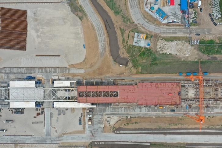 Y2RuLnJvc2F2dG9kb3IuZ292LnJ1L3N0b3JhZ2UvYXBwL3VwbG9hZHMvcHVibGljLzYwZC9iMzQvYjA1LzYwZGIzNGIwNTVlMTA0NzU3MjI3MzIuanBnP19faWQ9MTQyMTI2 На Волжском мосту в Самарской области стартовали работы по надвижке пролётов