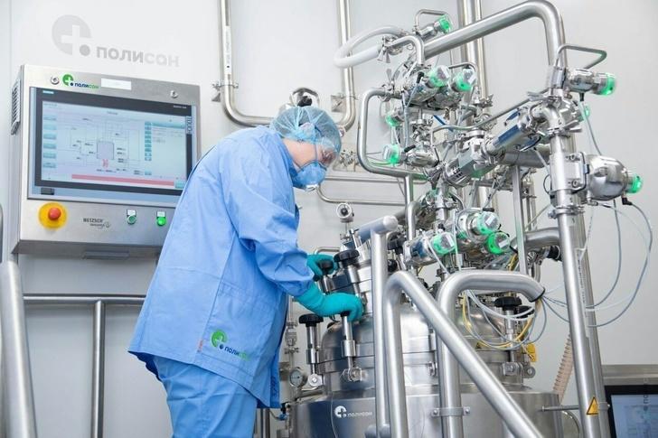 В Санкт-Петербурге открыта третья очередь фармацевтического завода «Полисан»