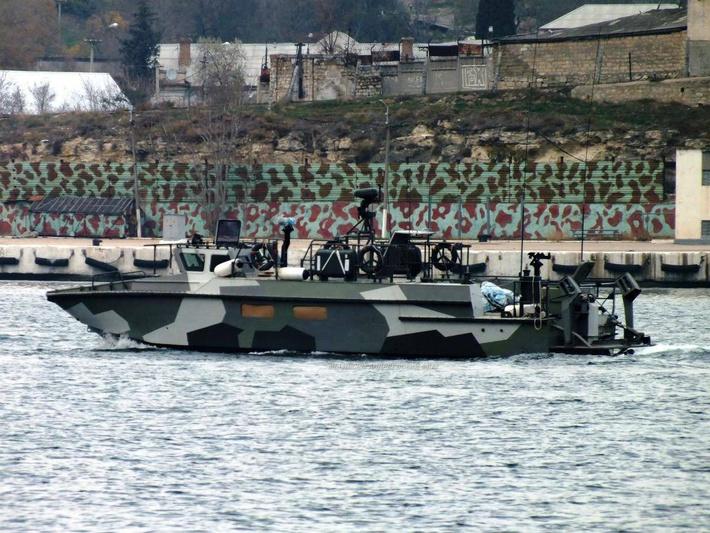 первый катер БК-16 в Севастополе