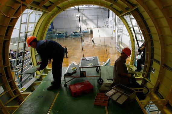 Под нужды S7 «Гражданские самолеты Сухого» перепроектируют SuperJet