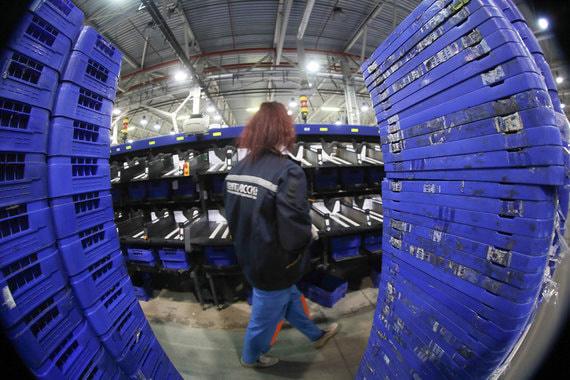 Время посылки в пути для большинства жителей страны будет составлять не более двух дней, утверждают в «Почте России»