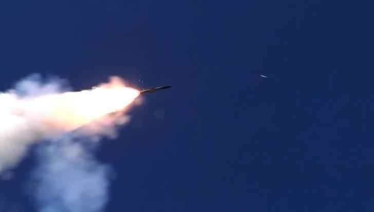 Тихоокеанский флот впервые выполнил пуск ракеты «Оникс»