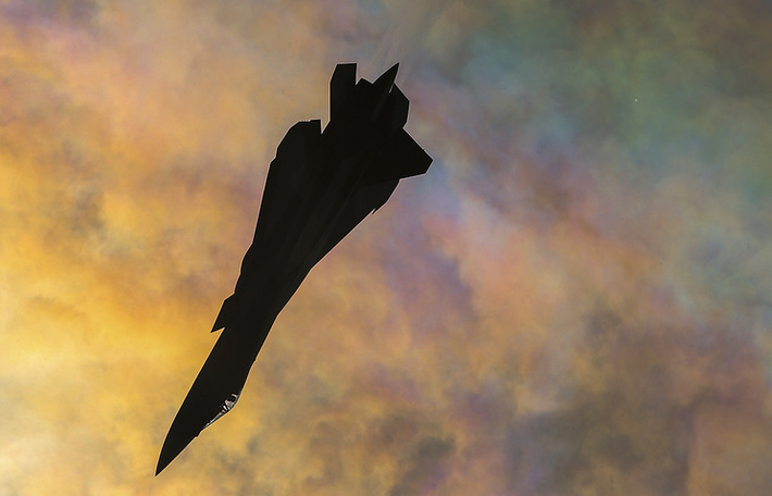 Минобороны сообщило о выходе на испытания девятого самолета программы ПАК ФА