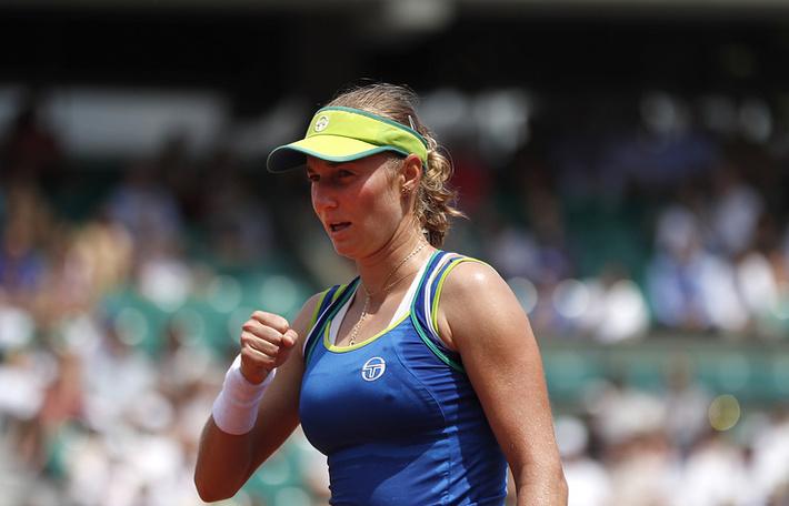 Российская теннисистка Екатерина Макарова