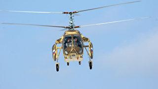 Вертолет Ка-226Т.Архивное фото