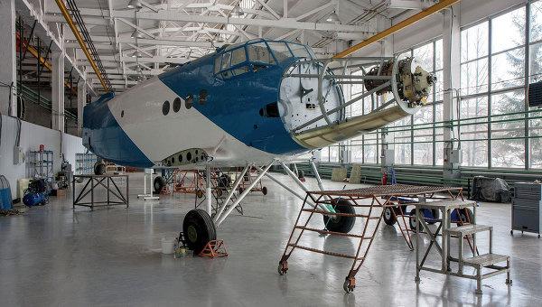 Переоборудование Ан-2 СибНИА. Архивное фото © РИА Новости. Павел Комаров