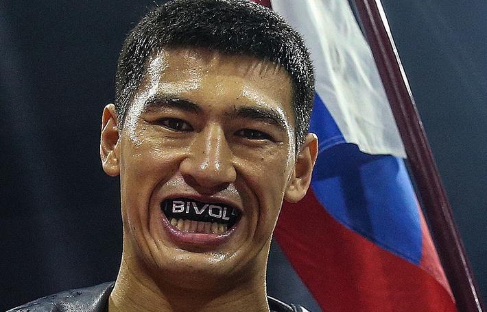 Российский боксер Дмитрий Бивол
