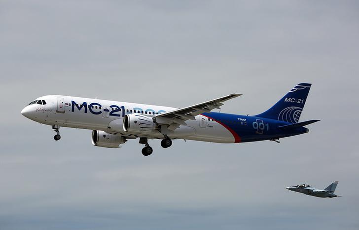 Мексиканская компания Interjet готова приобрести до 10 самолетов МС-21
