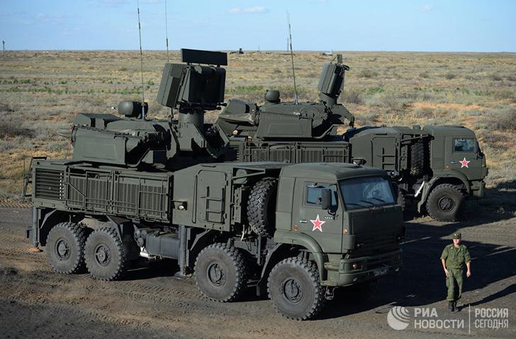 40 комплексов ПВО