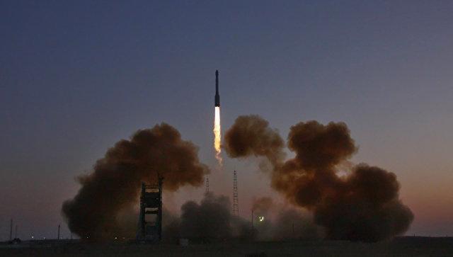 """Спутник """"Глонасс-М"""" вышел на околоземную орбиту"""