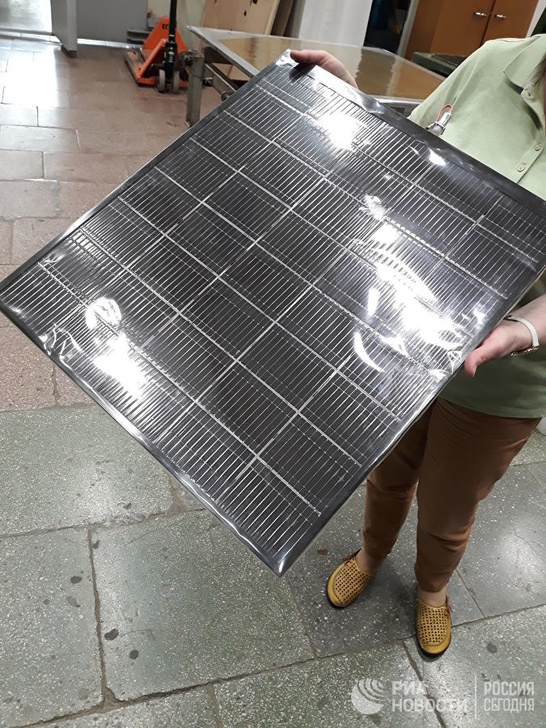 """Порядка полсотни космических апаратов на орбите используют солнечные батареи ОНПП """"Технология"""""""