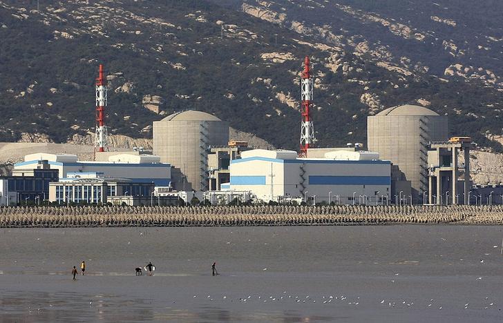 Росатом начал загрузку ядерного топлива на четвёртом энергоблоке Тяньваньской АЭС в Китае