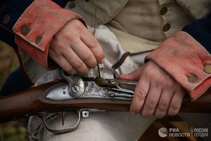 Международный военно-исторический фестиваль День Бородина