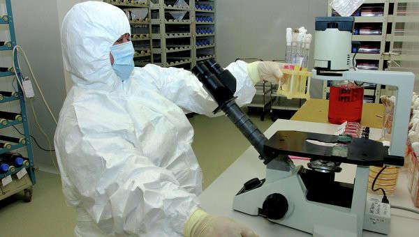 Государственный научный центр вирусологии и биотехнологии Вектор, архивное фото