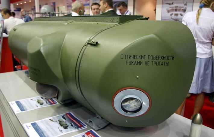 """Бортовой комплекс обороны """"Президент-С"""" © Vitaly Kuzmin"""