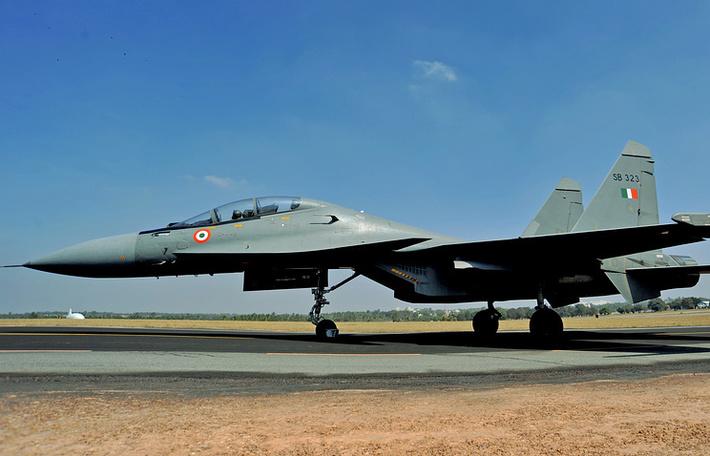 Су-30МКИ ВВС Индии