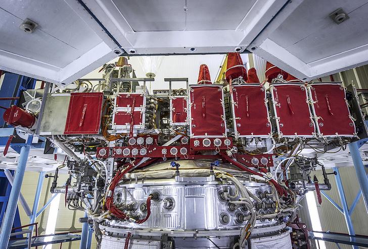 В состав орбитальной группировки спутников ГЛОНАСС вошел новый аппарат