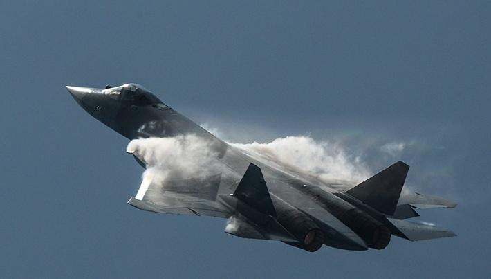 В России начали испытания ракетно-бомбового вооружения ПАК ФА
