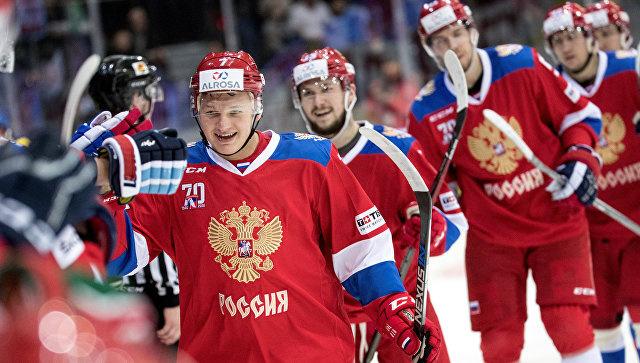 Сборная России по хоккею досрочно стала победителем Евротура