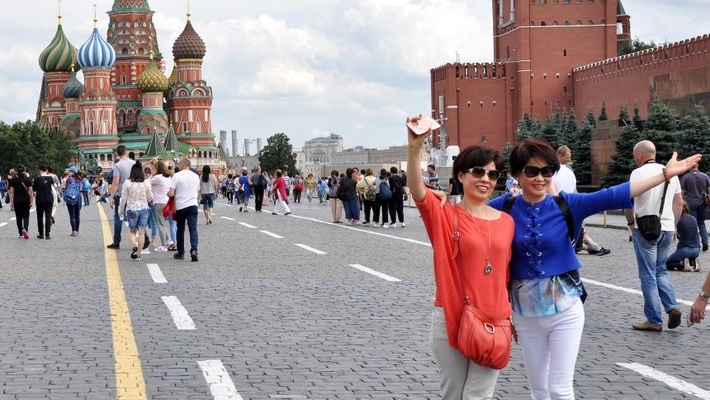 Von Sofia Dreisbach, Moskau